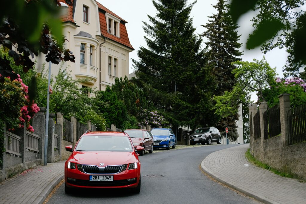 Autonapůl Liberec