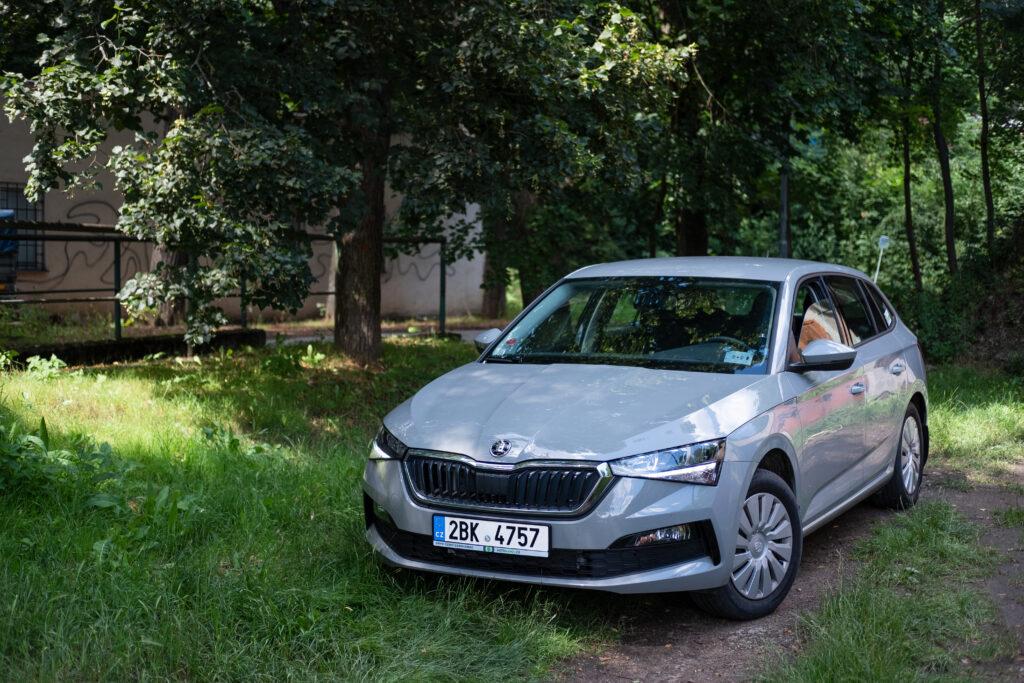 Škoda Scala Autonapůl
