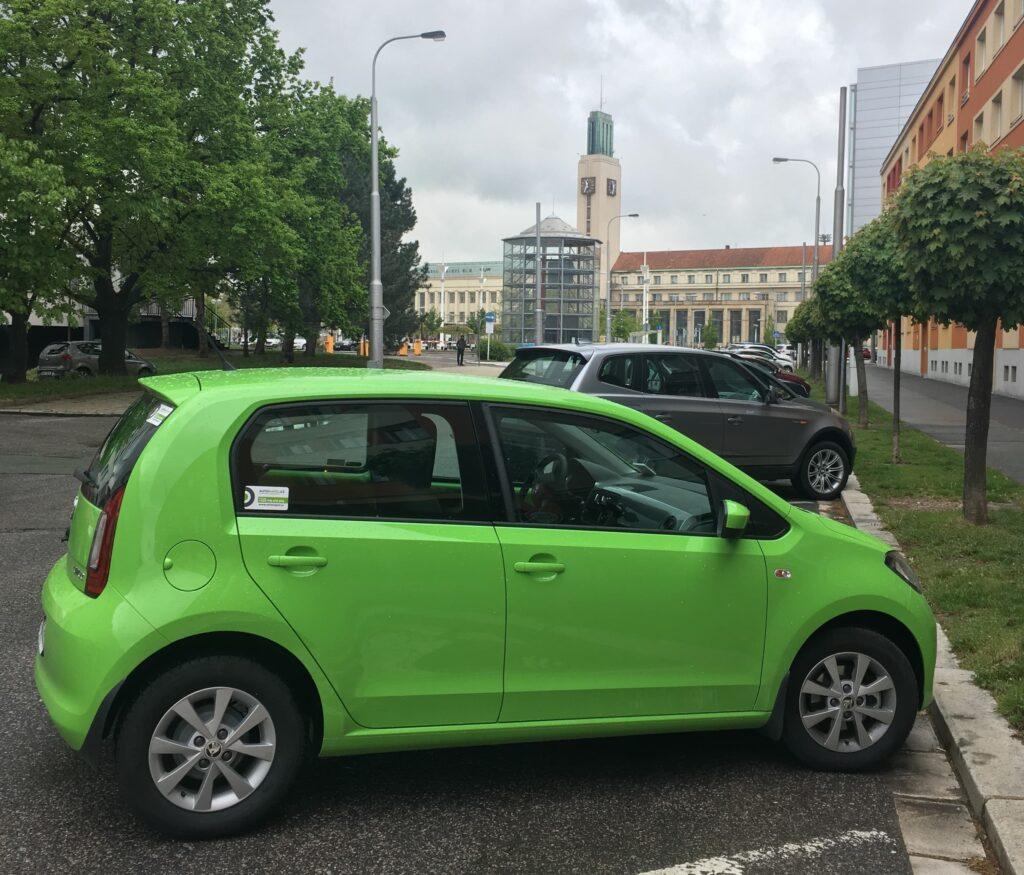 Parkování Hradec Králové