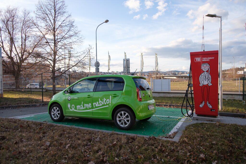Citigoe iV Autonapůl Carsharing Brno