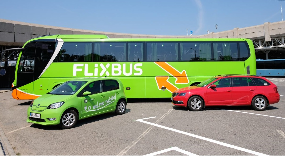 Autonapul FlixBus