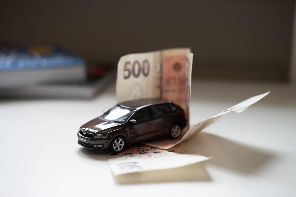 záložní flotila aut - ušetřené peníze