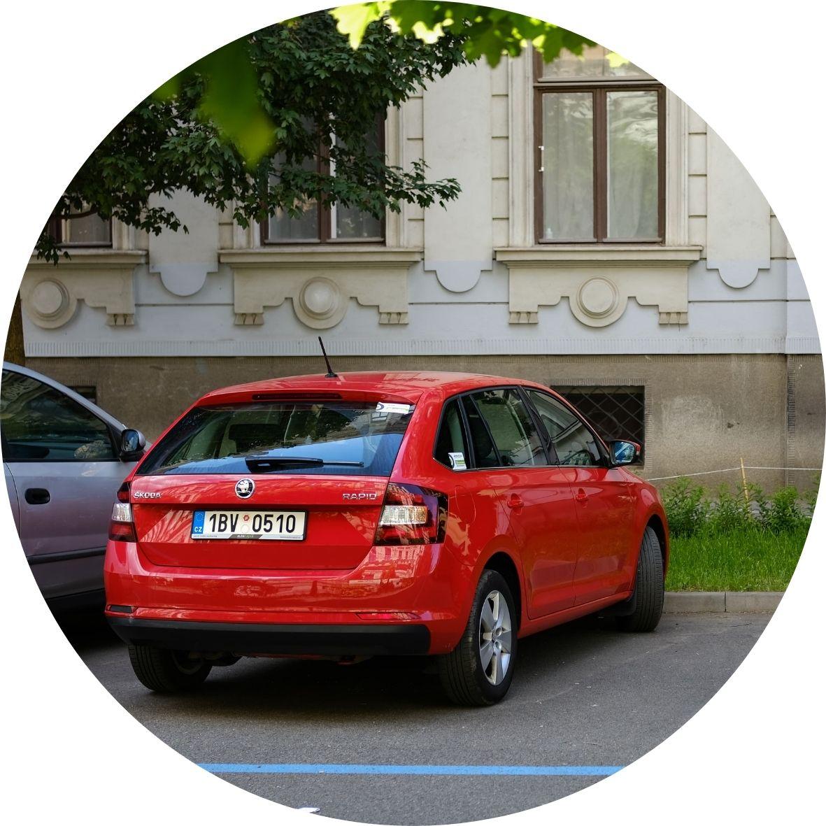 Rezidentni parkovani