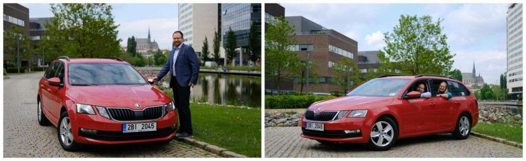 Carsharing pro firmy
